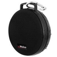 Caixa de Som Bluetooth Philco A Prova de respingos de água 5W PBS04BT