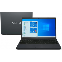 "Notebook Vaio FE14 i5-10210U 8GB HD 1TB UHD Graphics Tela 14"" FHD - VJFE42F11X-B0411H"