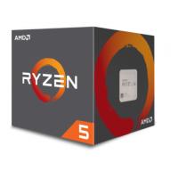Processador AMD Ryzen 5 1600 3.2GHz (3.6GHz Turbo), 6-Cores 12-Threads, Cooler Wraith Spire, AM4 - YD1600BBAEBOX