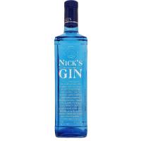 Gin London Dry Nick's 1 Litro