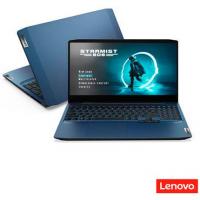"""Notebook Gamer Lenovo Ideapad 3i i7-10750H 8GB SSD 512GB GTX 1650 4GB  Tela 15,6"""" FHD - 82CG0005BR"""