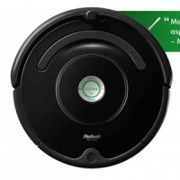 Robô Aspirador de Pó iRobot Roomba 614
