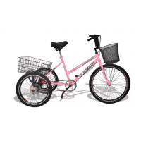 Bicicleta Triciclo Aro 26 Deluxe Wendy