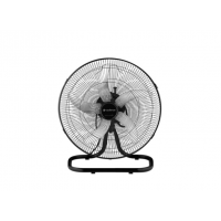 Ventilador de Mesa Cadence Ventilar Aluminium 43cm 3 Velocidades 5 Pás - VTR451