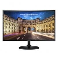 """Monitor Samsung Curvo 27"""" FHD - LC27F390FHLMZD"""