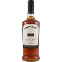 Whisky Bowmore 25 Anos 700ml