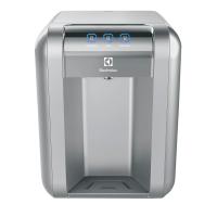 Purificador de Água Electrolux Prata com Painel Touch Bivolt - PE11X