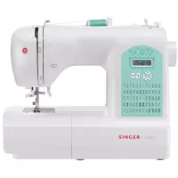 Máquina de Costura Singer Starlet Eletrônica 56 Pontos - 6660
