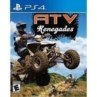 Jogo ATV Renegades - PS4