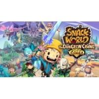 Jogo Snack World: The Dungeon Crawl Gold - Nintendo Switch