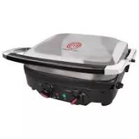 Grill MasterChef Premium Antiaderente Inox - GR1001I