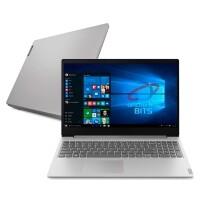 Notebook Lenovo Ideapad S145 Intel I5 1035g1 20GB Ssd 256GB Windows 10 15.6'' 82DJ0009BR