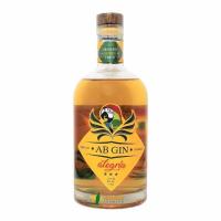 Gin Alambique Ab Alegria 750ml