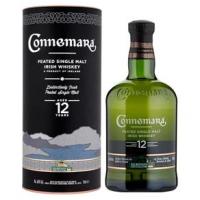 Whisky Connemara Single Malt 12 Anos 700ml