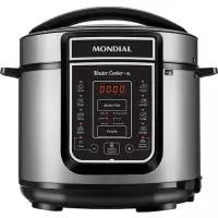 Panela Elétrica de Pressão Mondial Digital Master Cooker 5L - PE-38