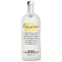 Vodka Absolut Citron 1750ml