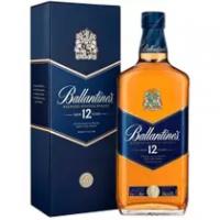 Whisky Ballantine's 12 Anos 1 Litro