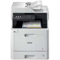 Impressora Multifuncional Brother Laser Colorida MFC-L8610CDW