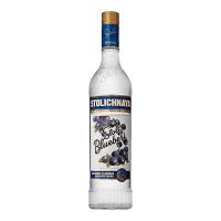 Vodka Stolichnaya Blueberry 750ml