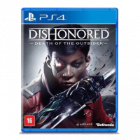 Jogo Dishonored - Death Of The Outsider - PS4