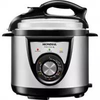 Panela Elétrica de Pressão Mondial Pratic Cook 4L - PE-27