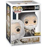 Pop! Funko Gandalf The White: O Senhor dos Anéis #845