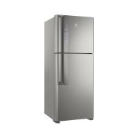 Geladeira Electrolux Top Freezer Frost Free 431 Litros Inox - IF55S