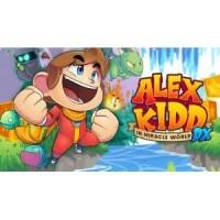 Jogo Alex Kidd in Miracle World DX - Nintendo Switch