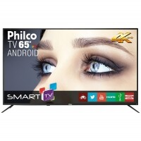 "Smart TV LED 65"" 4K Philco PTV65A11DSGWA"