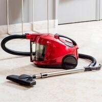 Aspirador de Pó Fun Clean Acqua Power Vermelho 1200W