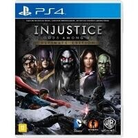Jogo Injustice: Gods Among Us Ultimate Edition - PS4