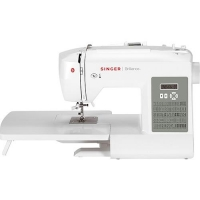 Máquina de Costura Singer Brilliance Portátil - 6199