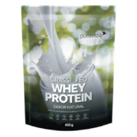 Whey Protein Grassfed Natural Pura Vida 450g