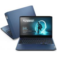 """Notebook Lenovo ideapad Gaming 3i i7-10750H 16GB SSD 512GB GTX 1650 4GB Tela 15.6"""" FHD - 82CG0004BR"""