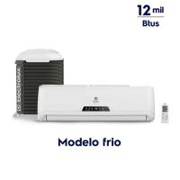 Ar Condicionado Split Electrolux Ecoturbo 12000Btus Quente/Frio Linha - VI12R/VE12R