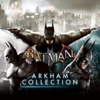 Jogo Batman: Arkham Collection - PS4