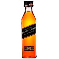 Whisky Johnnie Walker Black Label 50ml