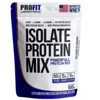 Whey Isolate Protein Mix Baunilha Profit 900g