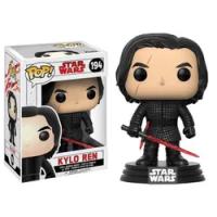Pop! Funko Kylo Ren: Star Wars Os Últimos Jedi #194