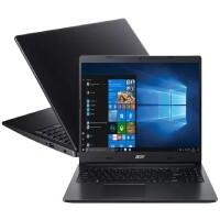 """Notebook Acer Aspire 3 Amd Ryzen 5 8gb 256gb Ssd 15.6"""" Windows 10 - A315-23G-R2SE"""