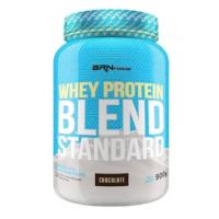 Whey Protein Blend Standard Chocolate BRN Foods 900g