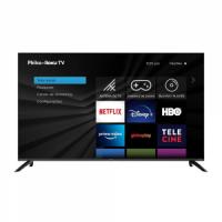 "Smart TV Philco Roku 58"" Led UHD 4K 4 HDMI 2 USB - PTV58G70RCBL"