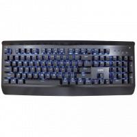 Teclado Gamer Mecânico Oex Cyborg USB Switch Blue - TC600