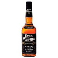 Whisky Evan Williams Kentucky Straight Bourbon 1 Litro