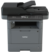 Impressora Multifuncional Brother Laser Mono MFC-L5902DW