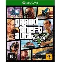 Jogo Grand Theft Auto V - Xbox One