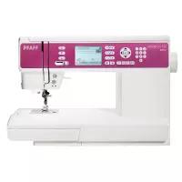 Máquina de Costura Pfaff Ambition 1.0 Eletrônica 136 Pontos