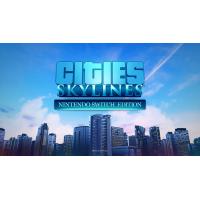 Jogo Cities: Skylines - Nintendo Switch