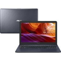 Notebook ASUS Celeron 4GB 500GB Tela 15,6\