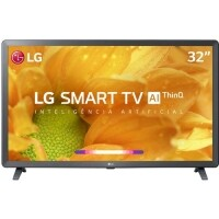 "Smart TV LCD 32""  HD LG 32LM625BPSB"